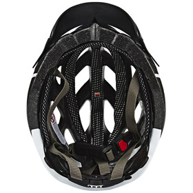 Alpina D-Alto Helmet black-red-blue